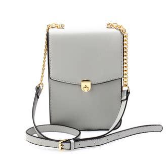 ag00586 grey canvas cross bag school messenger shoulder bag