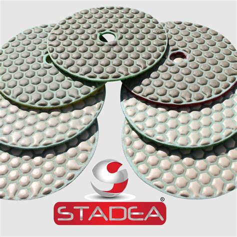 stadea granite polishing pads kit series std a