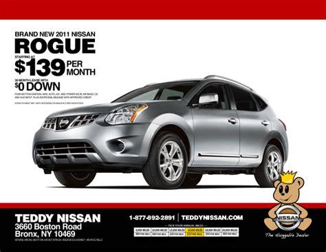 Nissan Bronx by 2011 Nissan Teddy Nissan Of Bronx Ny
