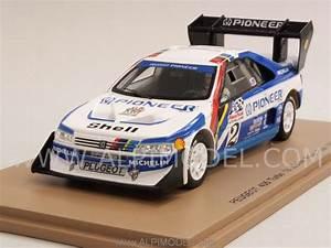 Pikes Peak Vatanen : spark model peugeot 405 turbo 16 n 2 winner pikes peak 1988 a vatanen 1 43 scale model ~ Medecine-chirurgie-esthetiques.com Avis de Voitures