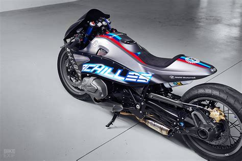 Bmw's New R1250rs Gets The Drag Bike Treatment
