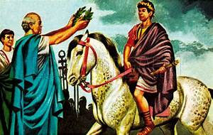 Caligula's horse, Incitatus, who was made a consul - Look ...