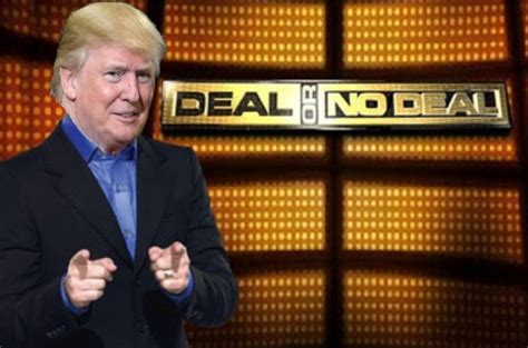 Deal Or No Deal Meme - trump deal or no deal blank template imgflip