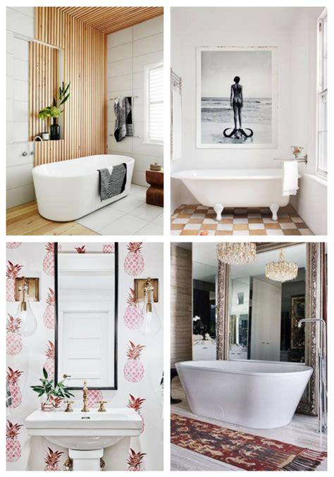 Bathroom Walls Ideas by 25 Edgy Bathroom Wall Decor Ideas Comfydwelling