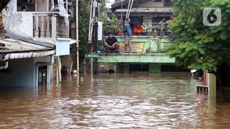 banjir jakarta     jadi sorotan media internasional global liputancom