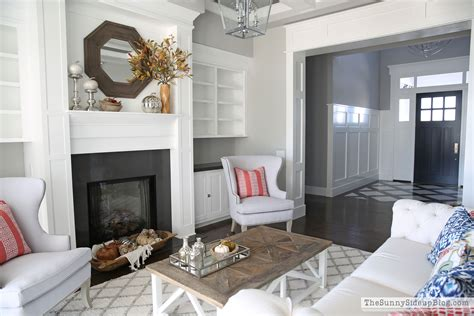 fall  chairs   formal living room  sunny