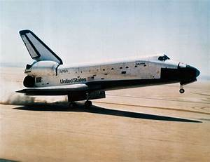 April 14, 1981, Landing of First Space Shuttle Mission | NASA