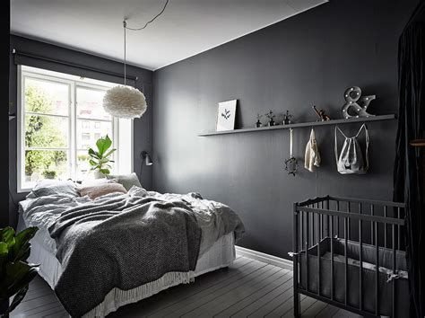 Beautiful Dark Bedroom  Coco Lapine Designcoco Lapine Design