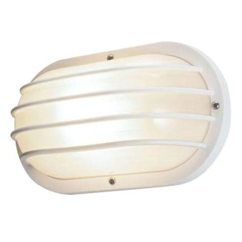 newport coastal white outdoor wall mount light 7971 01w