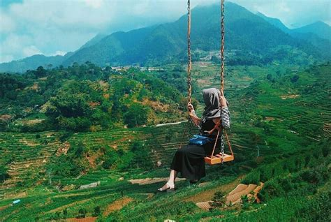 keindahan taman wisata bedengan genilangit magetan