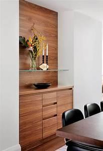 Revetement Bois Mural : meubles bois massif assortis au parquet et salles de bains blanches ~ Melissatoandfro.com Idées de Décoration