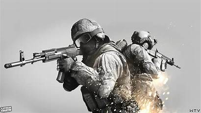 Tactical Warrior Sci Futuristic Battlefield Fi Shooter