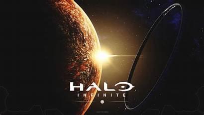 Halo Infinite 4k Wallpapers Concept Fan Ui