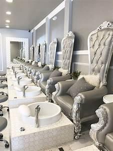 Deco Design Salon : nail salon design nail salon decor nail salon design ~ Farleysfitness.com Idées de Décoration