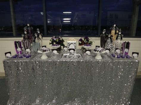 Black And White Birthday Party Decoration Ideas Elitflat