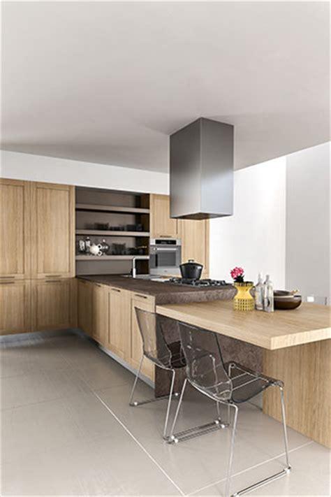 cuisine avec ilot table le top de la cuisine