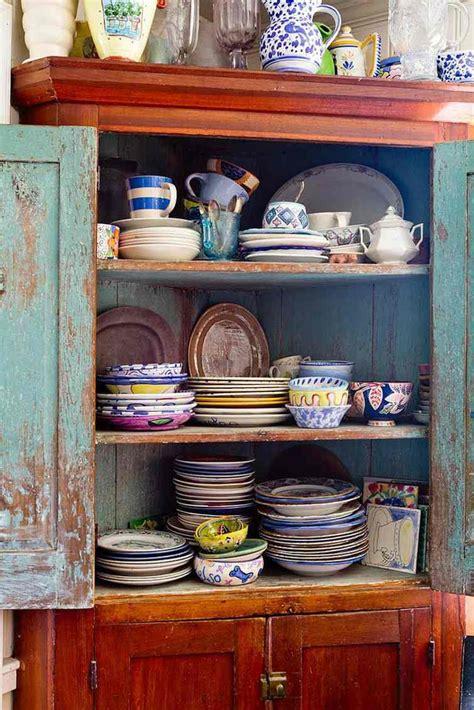 meuble cuisine shabby chic cuisine shabby chic pour un décor chaleureux et romantique