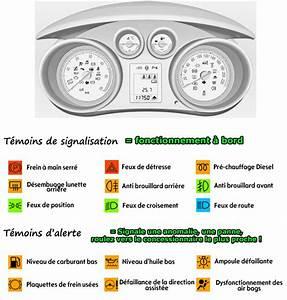 Signification Voyant Tableau De Bord Scenic : signification voyant tableau de bord ~ Gottalentnigeria.com Avis de Voitures