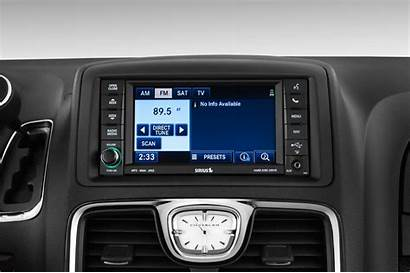 Chrysler Town Country Motortrend Limited Minivan Motor