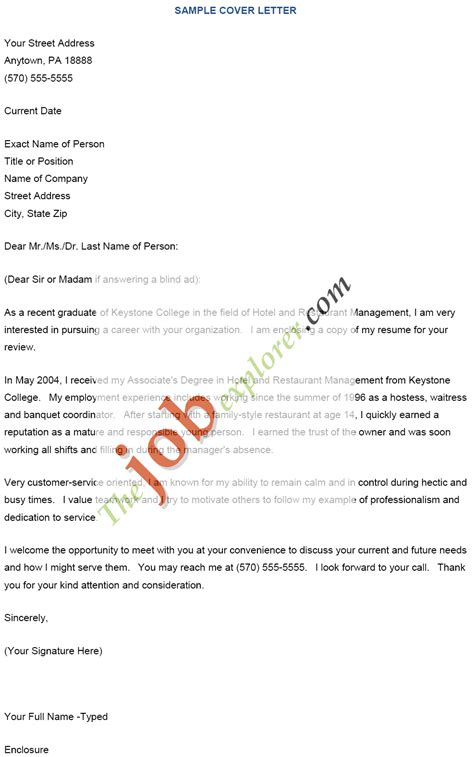How To Write Effective Cover Letters For Resumes by Write Effective Cover Letter Haadyaooverbayresort