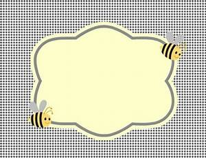 Free Bumble Bee Template Printable  Download Free Clip Art