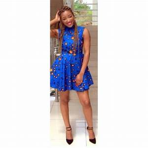 robe courte pagne ref 2015 modeafricainecom With robe courte pagne