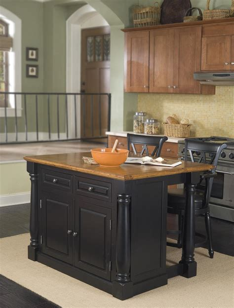 kitchen islands stools monarch kitchen island and two stools ojcommerce