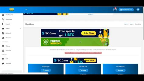 This website allows you to get free bitcoin for viewing websites. EARN FREE BITCOIN - NEW WEBSITE - 2020 - YouTube