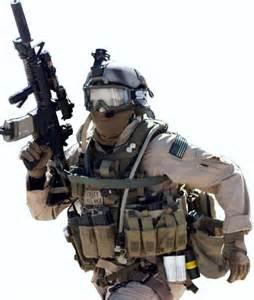 Special Forces Tactical Gear Gun