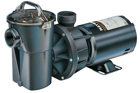 Hayward® Power-flo Ii® ¾ Hp Pump For Above-ground Pools