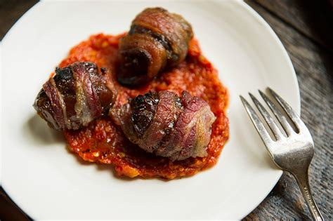 chorizo stuffed   piquillo pepper sauce recipe