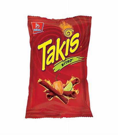 Takis Nitro Chips Tortilla 280g 9oz Lime