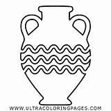 Coloring Pottery Jug Getcolorings Getdrawings Colorings sketch template