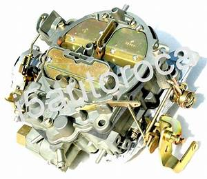 Rochester Quadrajet Carburetor 305 5 0l Chevrolet M4mc