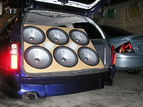 Dang!!! Surround Sound Setup Ideas For Your Car  Car