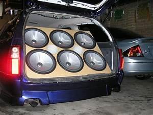 DANG!!! Surround Sound Setup Ideas for your car | Car ...