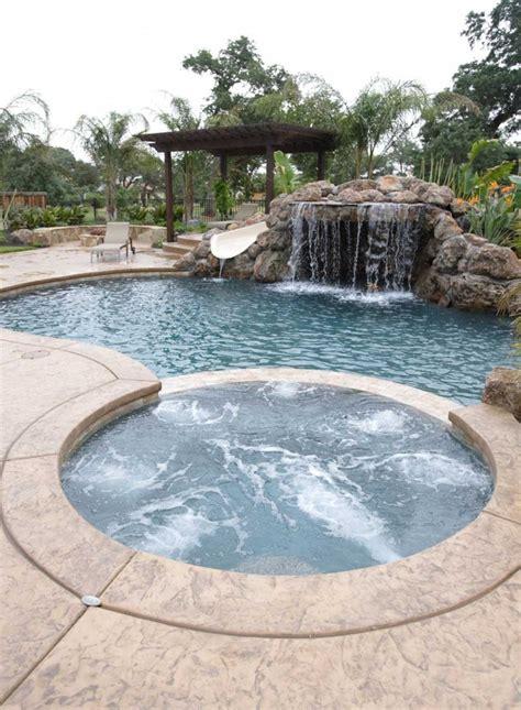 Pool Design by Unique Pool Designs Hayward Poolside