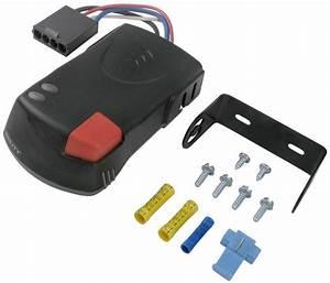 Hopkins Agility Trailer Brake Controller - Plug In