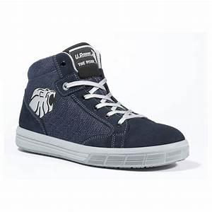 Basket De Sécurité Homme : chaussures de securite montantes protection au travail ~ Melissatoandfro.com Idées de Décoration