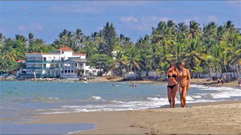 Cabarete Beach Dominican Republic Hd Youtube