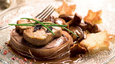 cuisine coriandre recette gourmande tournedos rossini aux girolles