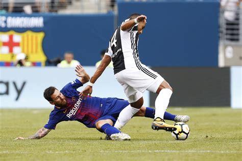 Barcelona vs. Manchester United in International Champions ...