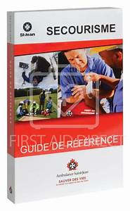 St  John Ambulance  Guide De Reference  French