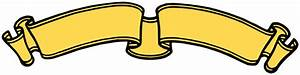 ribbon banner blank gold - /blanks/banners/ribbon_ornate ...
