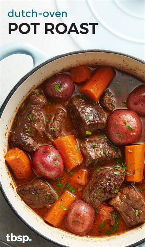 oven roast pot dutch recipe cooking recipes beef chicken chuck stove steak classic slow most tender easy ovens cook food