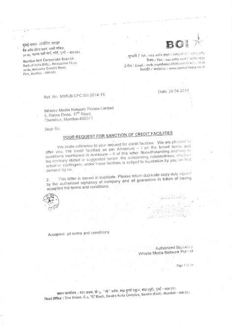 letter  bank manager  loan disbursement scotia bank