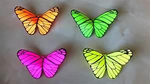 Schmetterling Basteln Papier : origami schmetterling basteln mit papier deko f r zimmer ~ Lizthompson.info Haus und Dekorationen