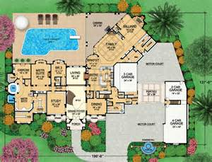 Photo Of Log Mansion Floor Plans Ideas by Two Mansion Plans From Dallas Design Homes Of The Rich