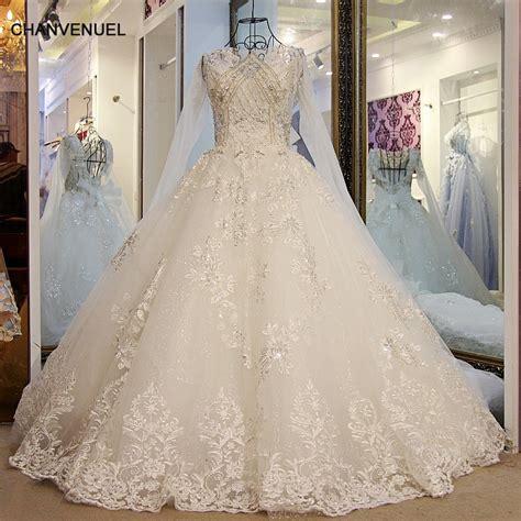 ls sparkly princess wedding dress lace   ball