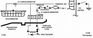 4t60 Transmission Tcc Lockup Wiring